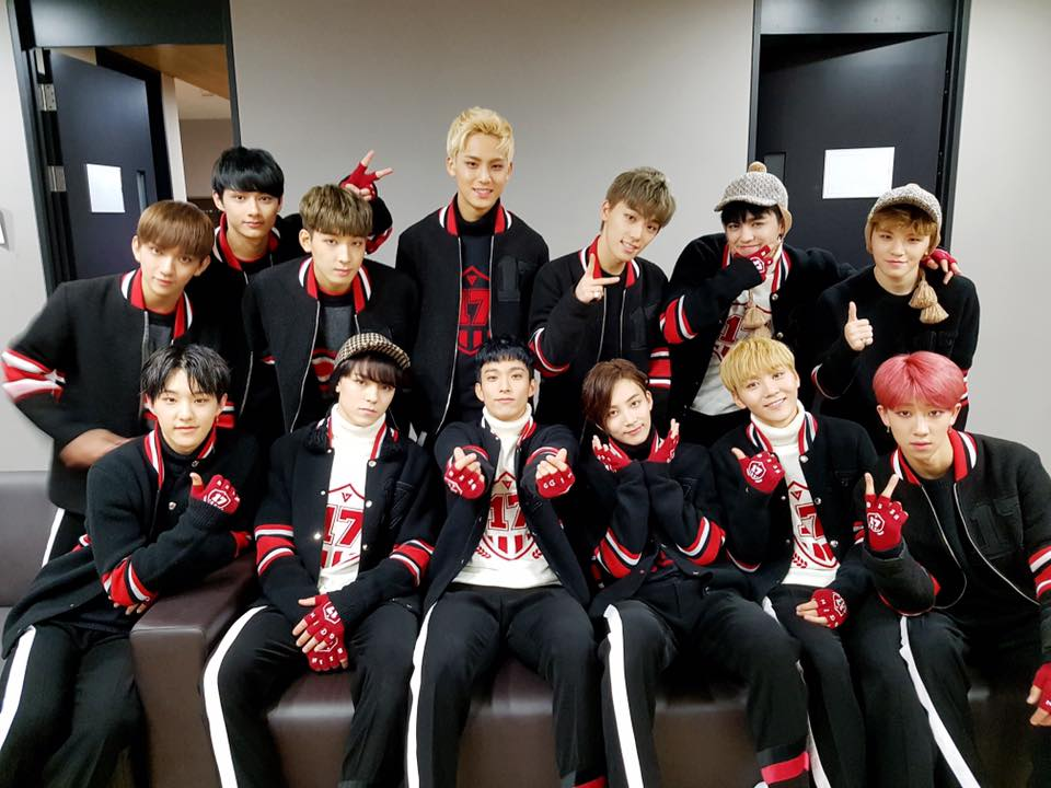 Seventeen 不過要說到最快衝日本粉絲「心頭好Top5」的男團,自給自足的Seventeen絕對要算是奇蹟,出道不滿兩年,但不論在韓國還是日本都受到意外的好評,即使在日本還沒出道,但銷量已經可以衝上榜首,拯救了本來在垂死邊緣的 P社,只能說是群來報恩的孩子啊!