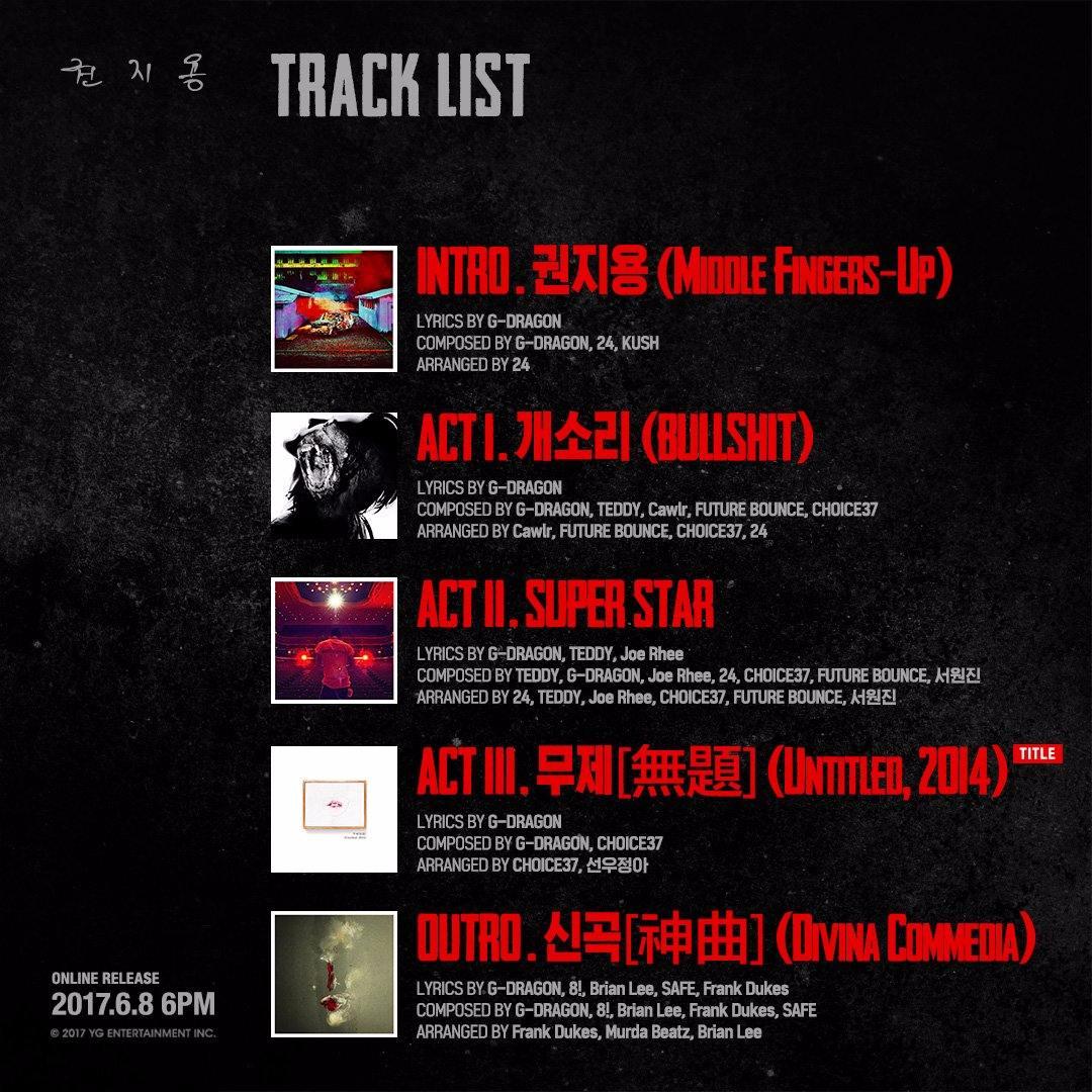而這次G-Dragon不只音源成績亮眼,連USB的實體銷量都相當驚人啊!13日據中國最大音源網站QQ音樂的數據,目前的新專輯銷量已達93萬9442張,日後有望突破百萬的銷售數字。 可見GD的人氣仍不容小覷啊!~