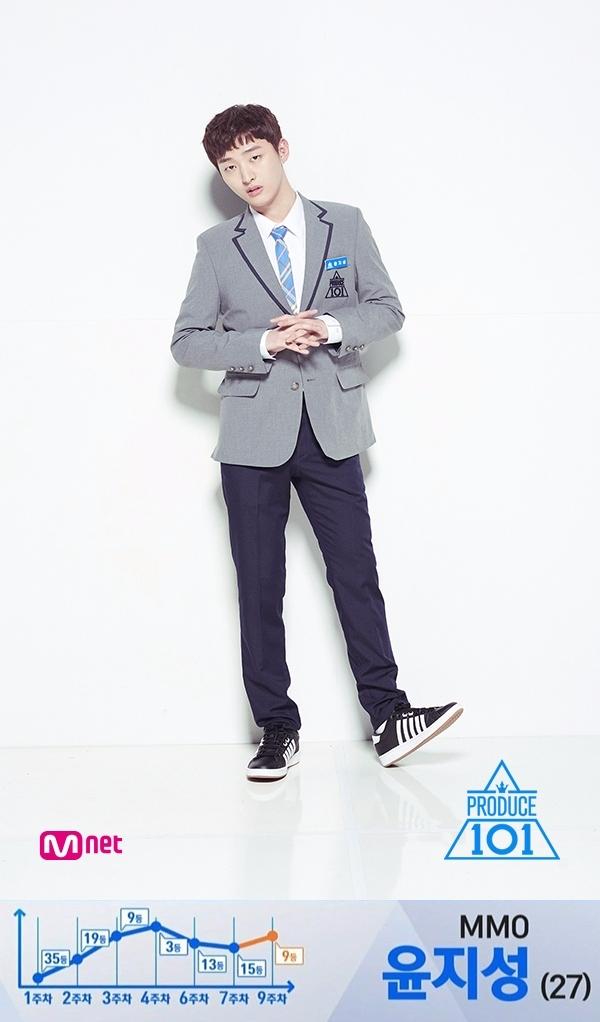 第八名:尹智聖