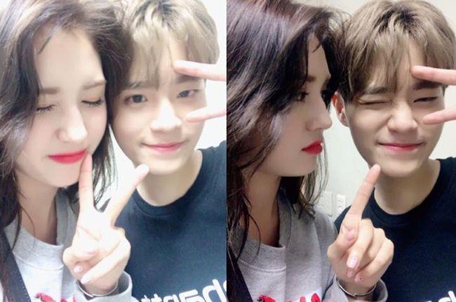 因為Somi 從賽前就「大心推」的參賽者李大輝最終在激烈的競爭之下勝出,確定展開男團生活。而且不僅Somi落淚的原因感人,Somi和李大輝認識成為好友的過程也被說和「韓劇」一樣浪漫(?)。因為Somi的爸爸是加拿大人,不僅在進入JYP後和從美國回韓國的李大輝很快就變得親近