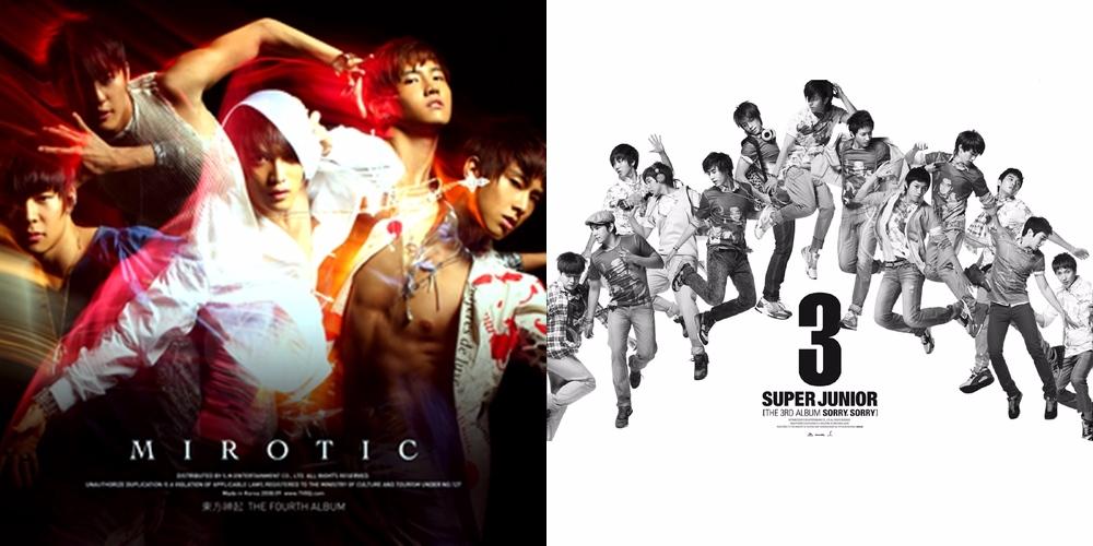 相信許多很早就開始飯韓流的粉絲們~一定對SM的盛世相當了解,當時的5人的東方神起和13個人的Super Junior,簡直是占據了韓國演藝圈的半面江山,而兩團的好感情,相信大家都知道~那時候粉絲最常掛在嘴邊的就是「紅藍一家」啊~小編有曝露年齡了嗎?囧