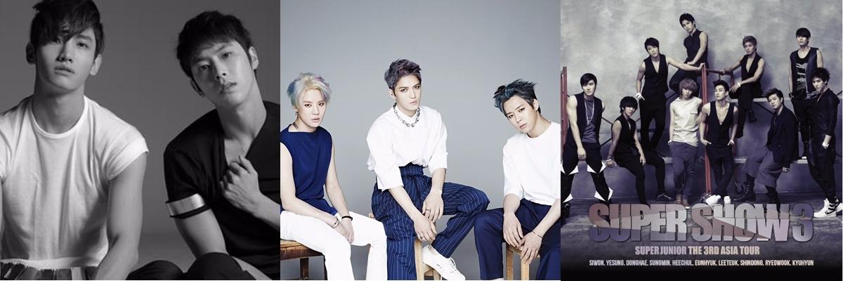 但隨著時間過去,這幾年真的發生了許多事啊~東方神起的三位成員因為合約問題決定離開SM,重新組成了團體JYJ再出發,而允浩和昌珉則重振旗鼓,以兩人體制的東方神起開始活動。 而Super Junior因為韓庚、起範兩位成員的離開,13人的團體變成只剩下11個人。