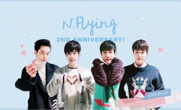 希望4+1的N.Flying可以開始準備新專輯,以新樣貌出現在大家面前,不要再被雪藏起來了啊ㅠㅠ