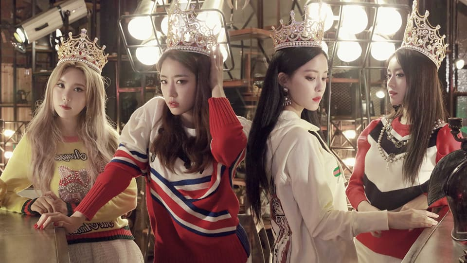 T-ARA最後一張專輯「What's My Name」也在6月14日發表了,在6月20日於SBS MTV 《THE SHOW》獲得一位冠軍,距離上次一位冠軍已有5年之久...