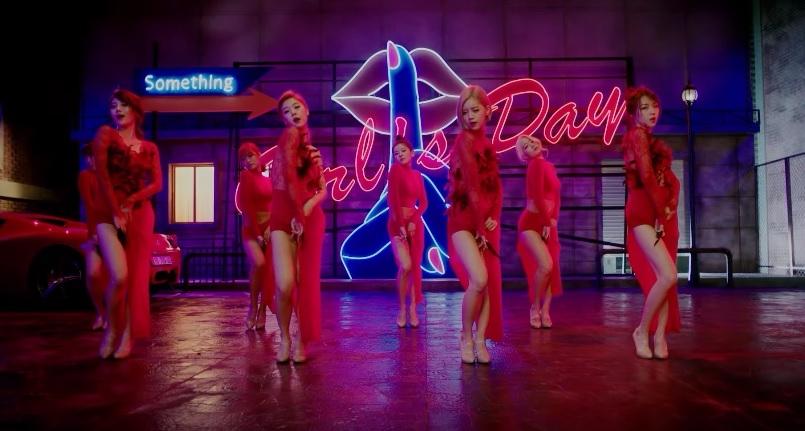 這樣看來女團很多歌都有啊!!!