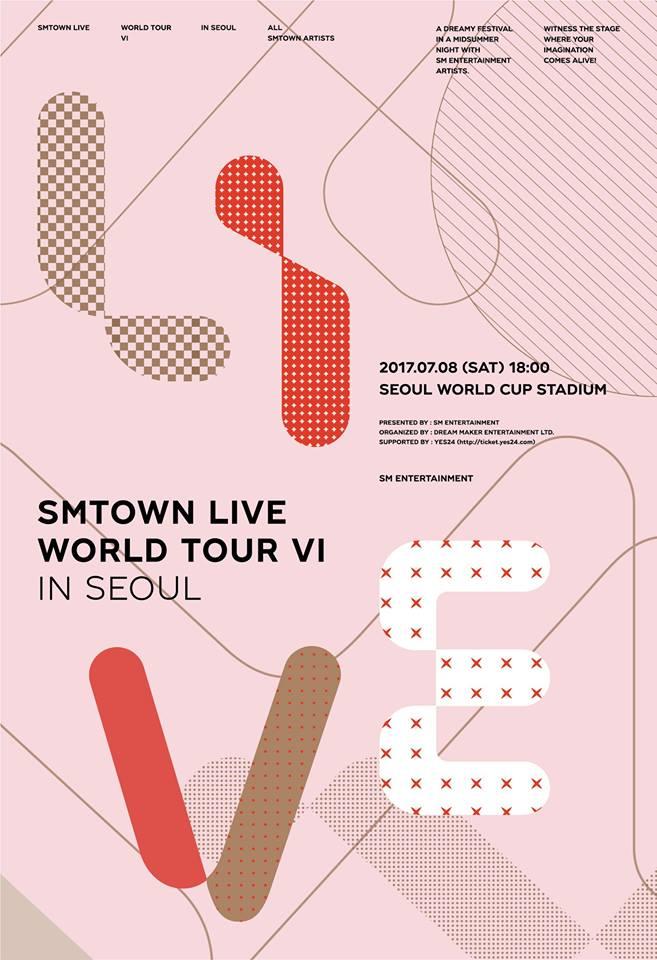 不過最讓粉絲感到匪夷所思的就是SM的行程安排了! 據SM的官網上的資料顯示,SMTOWN的家族演唱會將在7月8日(六)於首爾舉行,而且還將於7月15日16日(六、日)和7月27日28日(六、日)在日本舉行4場家族演唱會。
