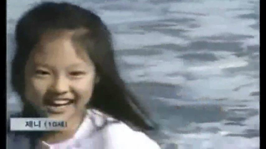其實Jennie十歲時 曾上過電視
