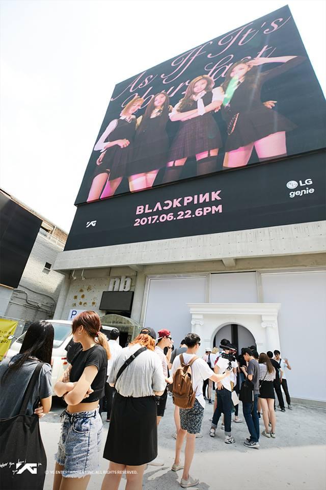 雖然老楊還要「拜託」電視台,這點確實讓有些粉絲笑說懷疑這句話的可信度啦…不過看到最近BLACKPINK在韓國不僅要辦首場簽名會,最近還開了照片展,也有要上《週偶》的打算,既然連老楊都在IG上寫下「正在盡全力努力中」,雖然BLACKPINK的粉絲常失望,但這次有圖有證據,大家還是可以期待一下啦!