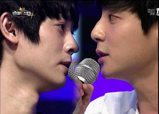 SUPER STAR K 4  堪稱韓國有史以來最成功的音樂選秀節目 以實力為主 很多現在很有人氣的歌手都是從SUPER STAR K中選出