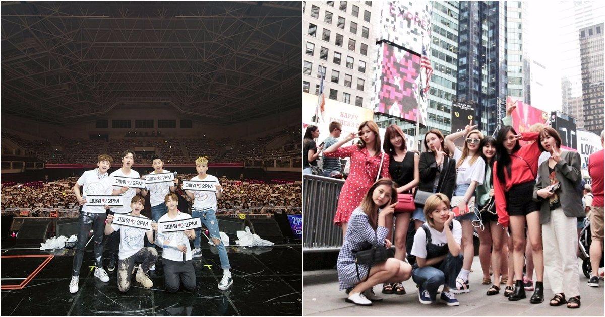 而TWICE更被看好會追上師兄2PM在日本年年演唱會、個唱之後成為JYP收益第一功臣的勢頭,光看股價節節上升就知道大家有多看好TWICE