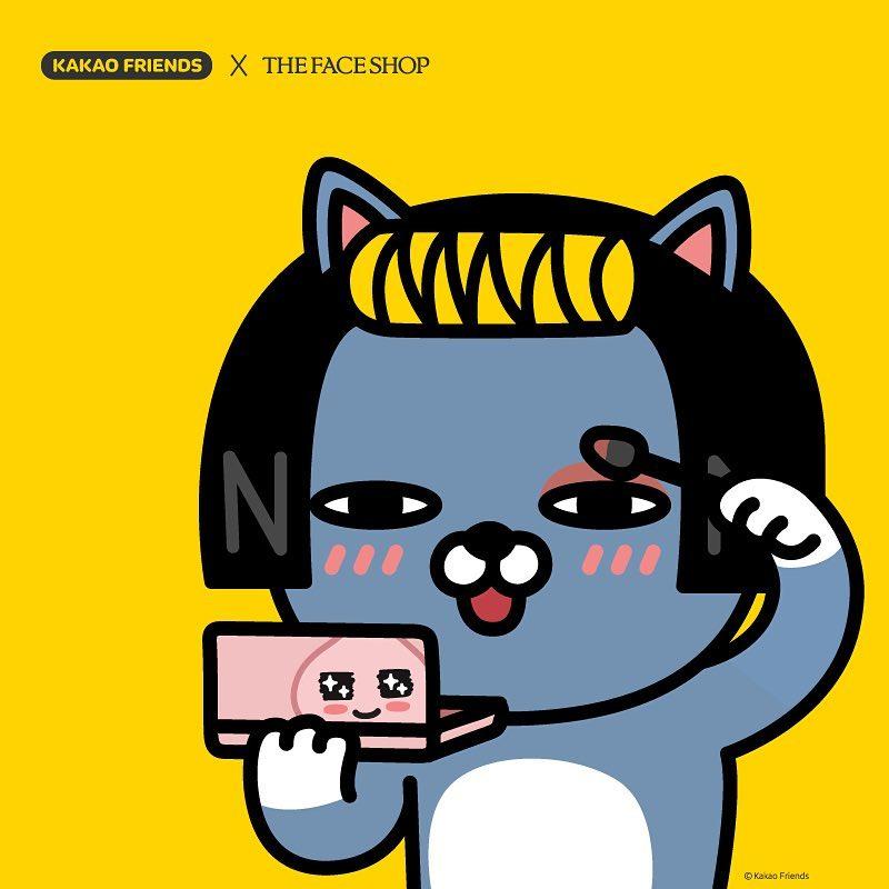 #NEO:貓界時尚達人 離不開鮑柏假髮的NEO是隻自戀又優雅的貓,看就知道,她是KAKAO FRIENDS裡最懂時尚的。除了逛街之外,心愛的男友FRODO是她最在意的事。