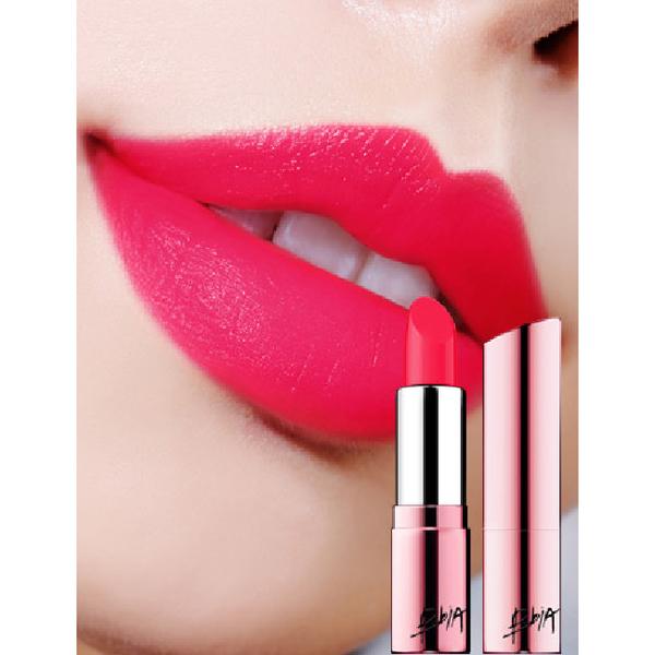 #BBIA 金色玫瑰珍藏唇膏 07高傲艷紅 老實說BBIA這系列的唇彩真的都賣超好,很難選出賣最好的啊!但是到現在依然在瘋狂缺貨的,就是這支07色號啦!雖然顏色屬於較深的紅色,但是因為擦起來很襯膚色所以非常熱賣,再加上霧面且不乾燥的質地深受歡迎呢!