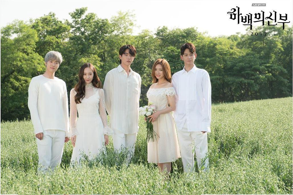最近韓國討論度最高的戲劇之一就屬tvN的最新月火劇《河伯的新娘2017》了吧! 不僅卡司堅強而奇幻有趣的劇情也是觀眾關注的焦點啊~