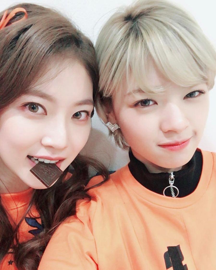 講到基因優良的姊妹,當然得提到TWICE的定延和姐姐孔昇妍,而姐妹倆在演藝圈的成績都相當亮眼呢!