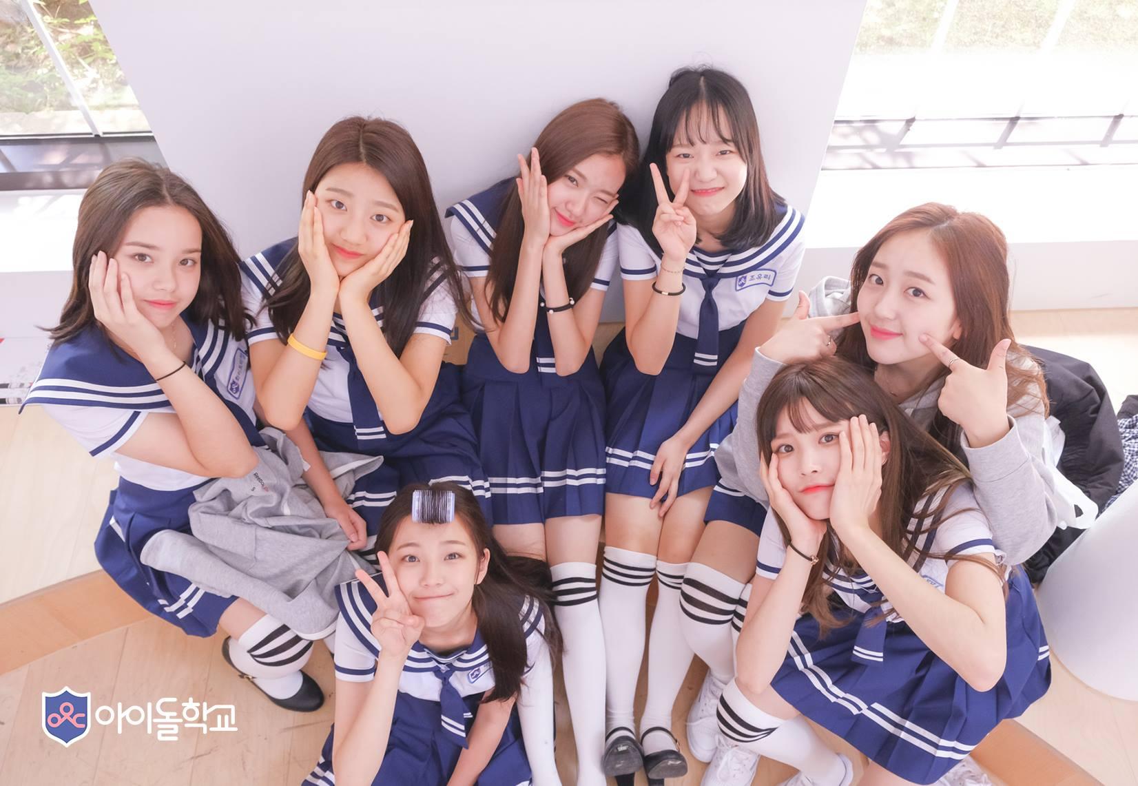 粉絲們都有再追《偶像學校》嗎? 在第二集中參賽者進行了校歌《因為漂亮》的拍攝,參賽者也面臨了首次的考驗!