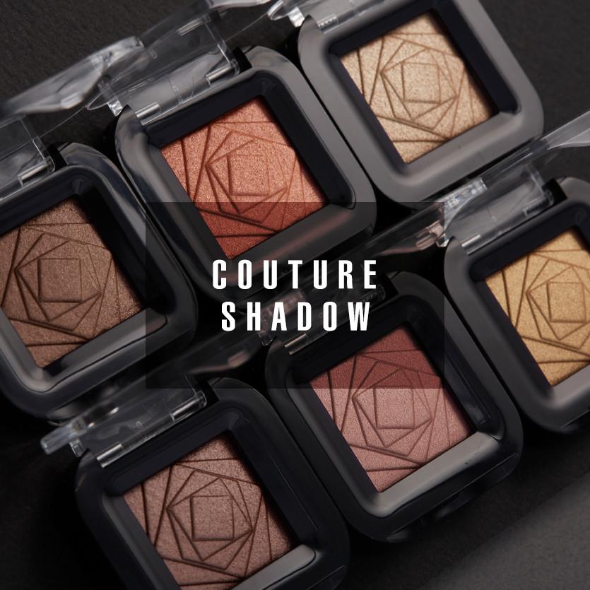 下面女神再來跟女孩們推薦兩款好用的眼影, 首先是最新推出的這款叫做「Couture Shadow」的珠光單色眼影。