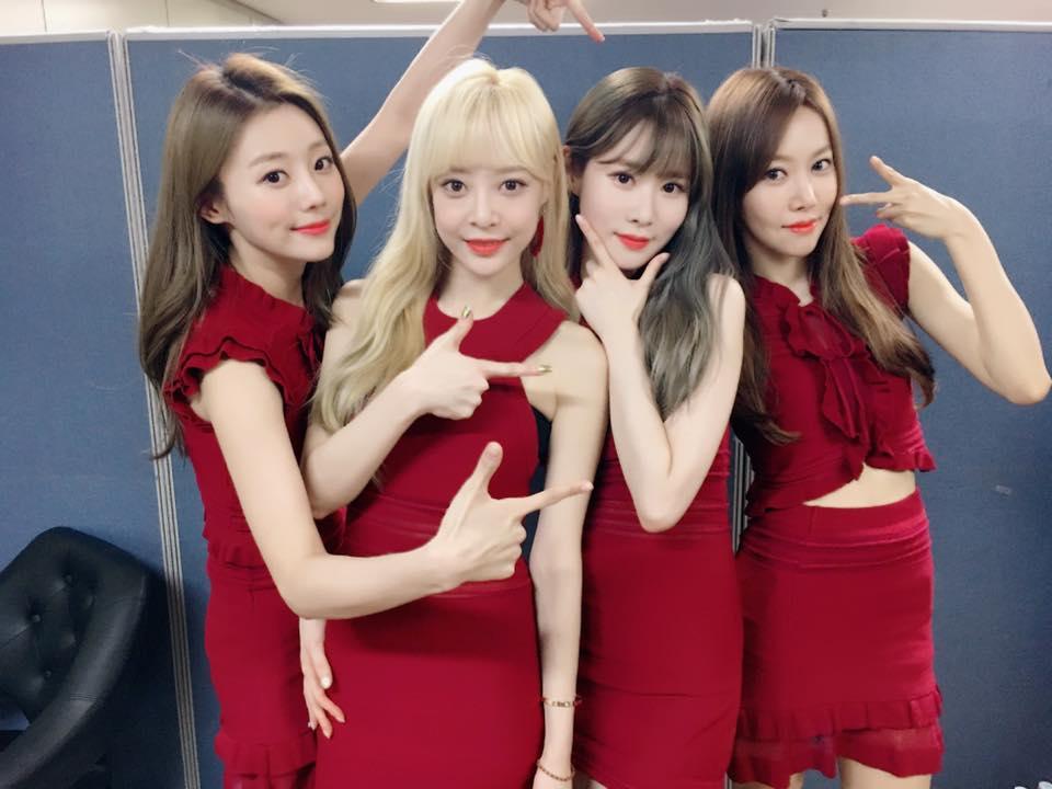 MelodyDay 2014年2月28日出道, 由YeoEun、YeIn、ChaHee、YooMin組成