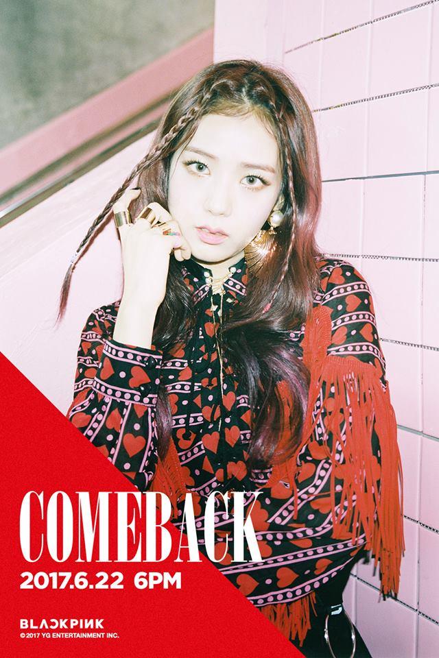 而在昨日(24日)在進行《音樂中心》的彩排時,BLACKPINK成員Jisoo的一個「舉動」,被網友讚嘆果然是有「姊姊風範」呢!