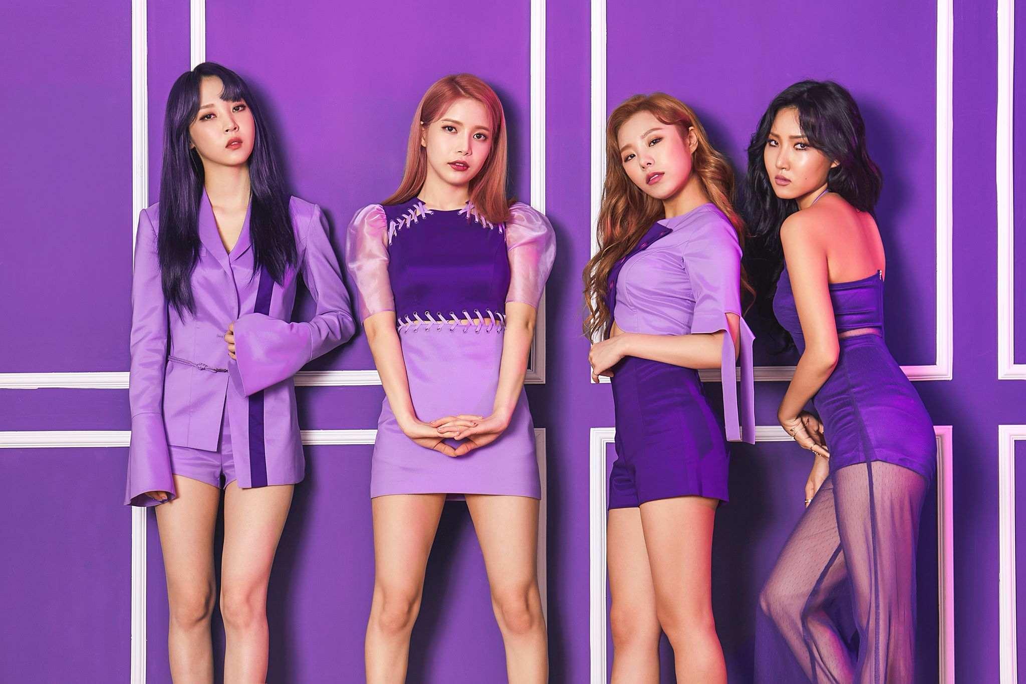 最近女團MAMAMOO在韓國的人氣真的相當誇張啊! 不管是官咖人數、MELON粉絲人數抑或是V-LIVE的粉絲人數都是以暴風的速度增加(真的是以