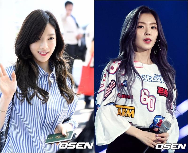 雖然出道時年紀和四代女團相比,算是「小姐姐級」但是Red Velvet的 Irene 才剛出道就因為高顏值,和「大邱美女」(Irene故鄉在大邱)的稱號而受注目。被說和師姐少女時代的太妍有些相似的外型,也曾是讓大家一下就記得Irene的原因