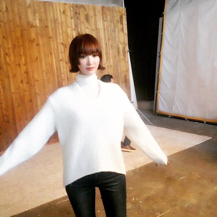 網友表示她的新髮型實在不是一般人能理解的,但也有粉絲覺得很好看表示只有高俊熙能撐的起這髮型