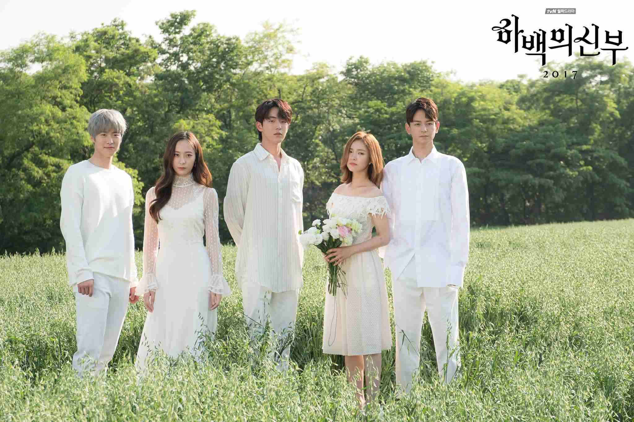 最近大家都有在收看tvN的新月火劇《河伯的新娘》嗎? 不管是男女主角或是配角群的都相當有個人魅力,讓人沒有辦法只對其中一人傾心啊~