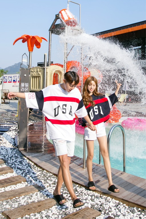 #游泳池 游泳池本身也不是個有問題的地方啊!夏天去玩水游泳,能夠消暑又幫助瘦身,只是如果你們不是很熟,就立刻約對方去游泳池,有些人可能會覺得有些害羞或者是唐突喔!