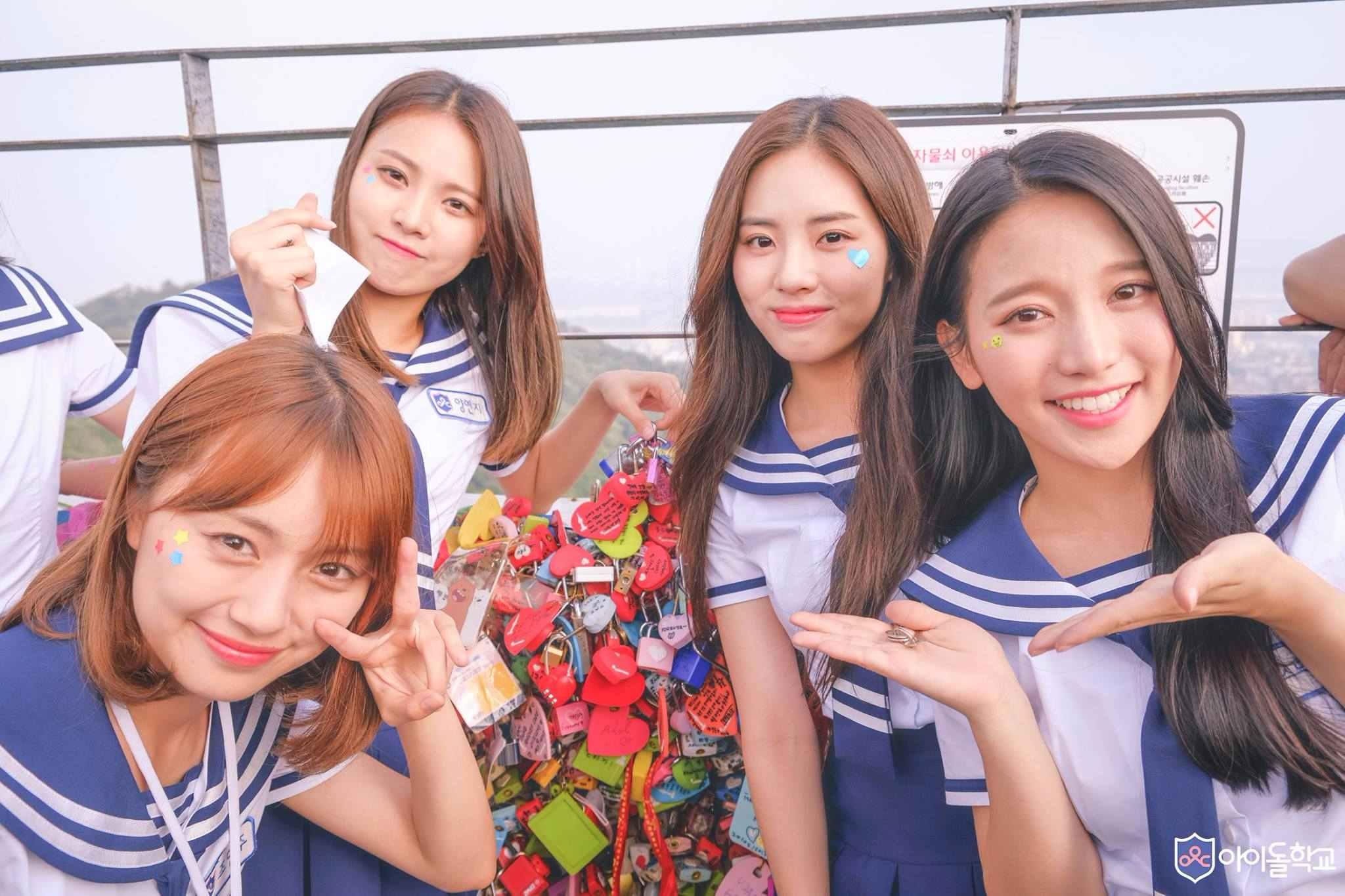 《偶像學校》從開播至今便受到不少的關注,節目旨在培養參賽者成為女團成員出道,因此吸引不少想成為女團出道的人參加。