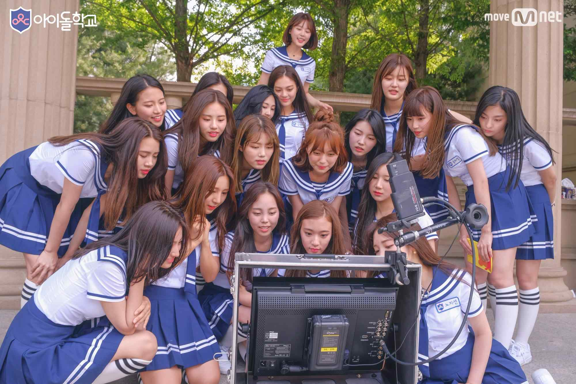 《偶像學校》表示「節目的初衷就是相信這些有著歌手夢想而努力的學生們都可以透過節目獲得成長,並最終可以出道!」 希望所有抱有夢想的女孩都能成功達成願望啊ㅠㅠ