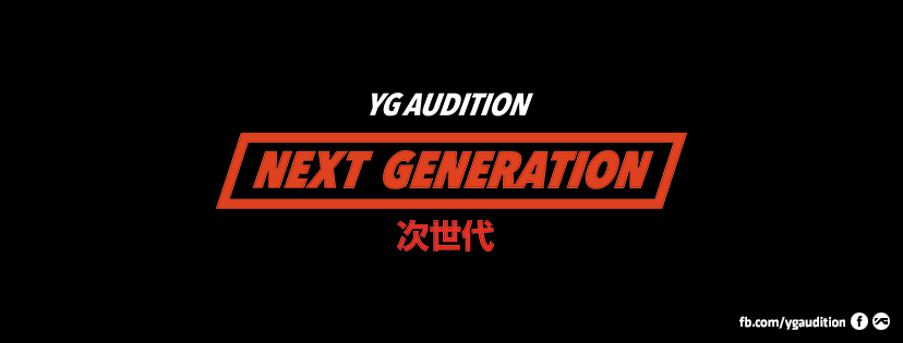 YG目前沒有全球徵選 韓國國內徵選比較多種形式 有分日、周、月 徵選的有唱歌和RAP部門 年齡是10~21歲 性別國籍無限制