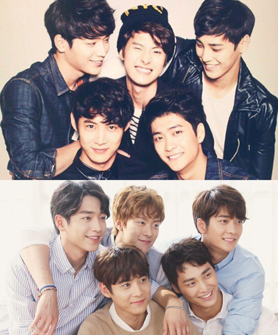 同時孔明也是首個韓國演員組合5urprise的成員~ 而成員包括:Yoo il、徐康俊、孔明、姜泰伍、李太奐。 真的是最強視覺組合啊~ 5人也以團體戲劇《放學後福不福》在2013年9月正式出道。