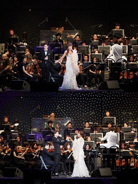 和世界級女高音曹秀美(조수미)老師高規格的合作舞台