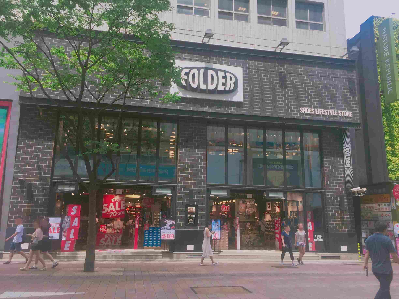 Floder 韓國品牌,各國時尚鞋子品牌的彙聚地,韓妞穿的運動鞋你都可以在這裡面找到哦