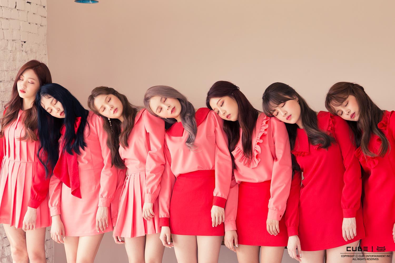 最近也回歸的CLC在8月3日發行迷你六輯《FREE'SM》,CLC回歸新造型也被粉絲大讚很適合她們,但網友的焦點全都在一名成員的新髮型上!