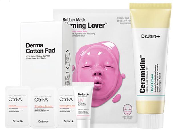 Dr.Jart+是一個韓國的醫美保養品牌,由21位韓國皮膚科醫師,將醫學融入護膚並用精簡的有效成分來幫肌膚修護及建立保護層,在韓國是醫美保養中最熱賣的一個品牌,近年來在台灣也開始有一些知名度!