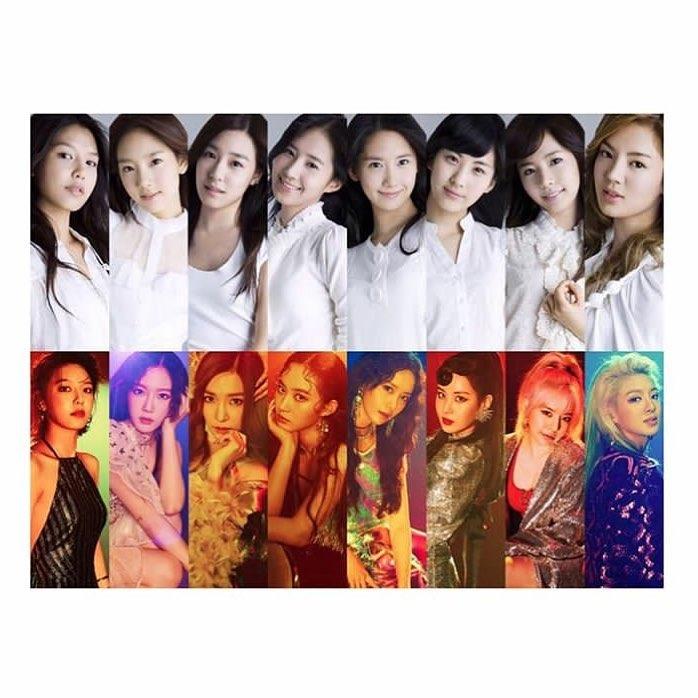 有在關注韓國娛樂的粉絲們應該都知道今年是少女時代出道的第十週年! 在粉絲的萬眾矚目下帶著《Holiday Night》回歸啦!!!