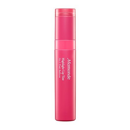 △Mamonde Highlight Lip Tint KRW7700 (原價KRW11000)  最近這款唇釉真的很紅,偽少女很多韓國朋友都拿這隻啊!質地屬於奶油感,擦起來非常顯色,也讓我們小編一次就包了3隻,畢竟打7折一萬韓幣不到,很值得購入啊!