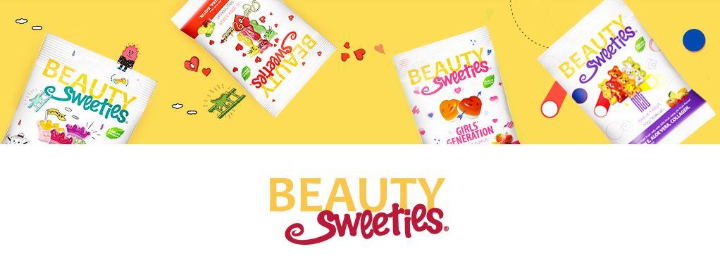 """德國除了香腸以外,軟糖也是世界有名的!而 Beauty Sweeties也是非常有名,甚至連大人都愛的品牌之一!最大特點如品牌名稱Beauty Sweeties一樣,號稱""""吃了可以變漂亮""""標榜所有的成分都來自天然!"""