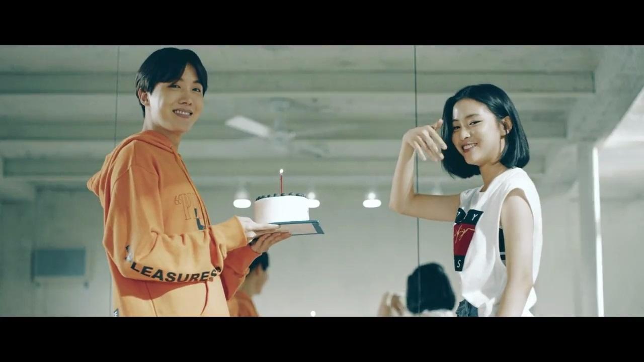 這位女主角是JYP的練習生류진