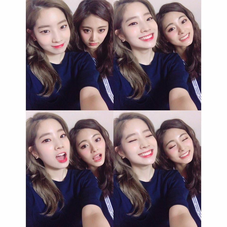 最近有韓國網友發現的子瑜妝容畫似乎變了,韓國網友表示:「腮紅化在眼睛下是日本流行的風格」,「看起來像喝醉的樣子XD」,「子瑜不管怎樣都可愛啦!」,「在韓國的妝好像比較好看...」