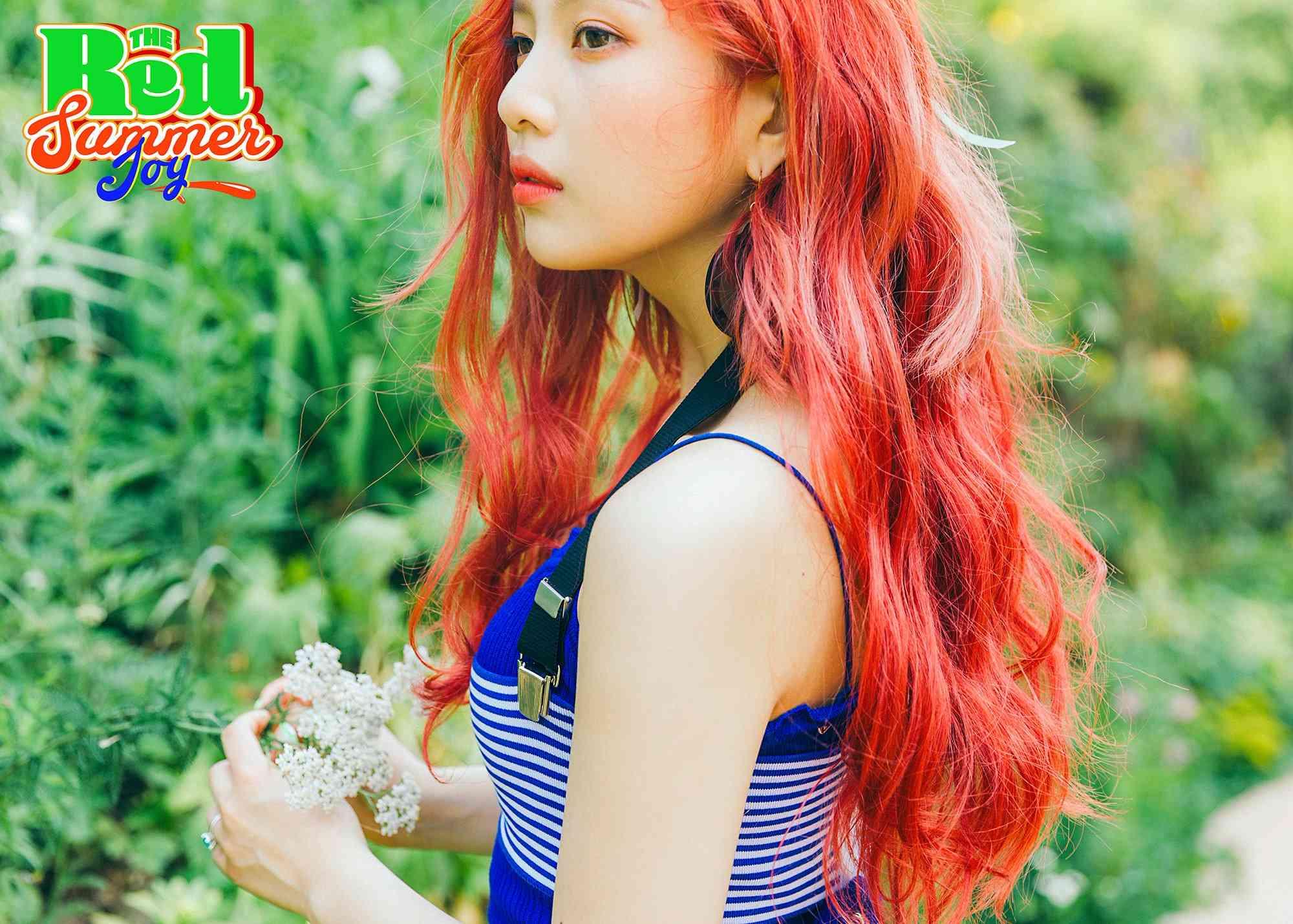 Red Velvet Joy 貝貝中的