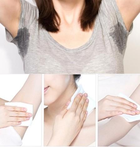 天氣很熱的時候,小心身上臭臭的 用MISSHA吸汗紙巾擦一擦 身上重新乾爽、還有微微的香氣唷!