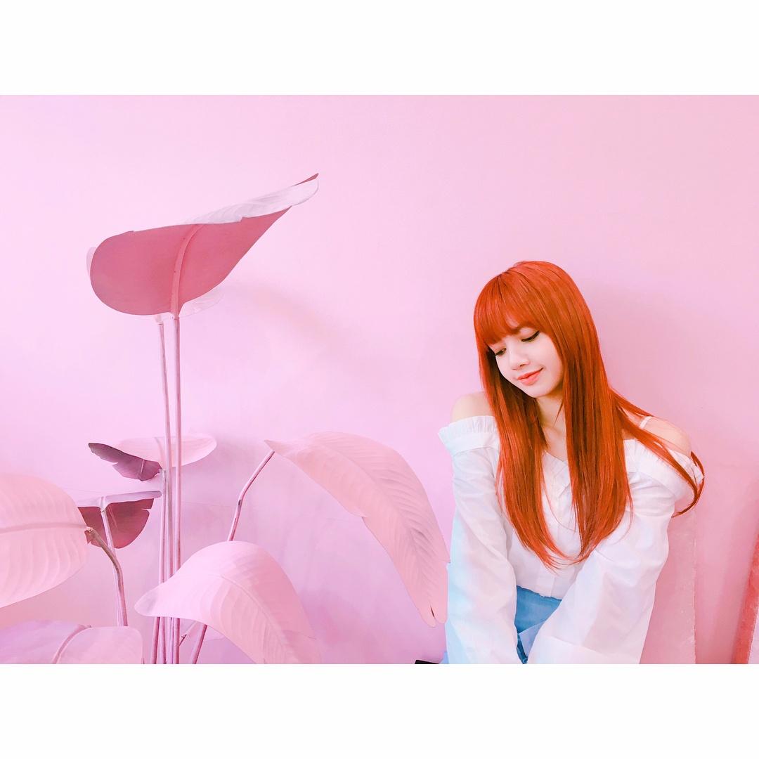 除了Lisa不容易流汗這點讓韓網友大呼神奇之外,其他成員滿臉是汗竟仍如此美麗更是令人無法置信阿~~~