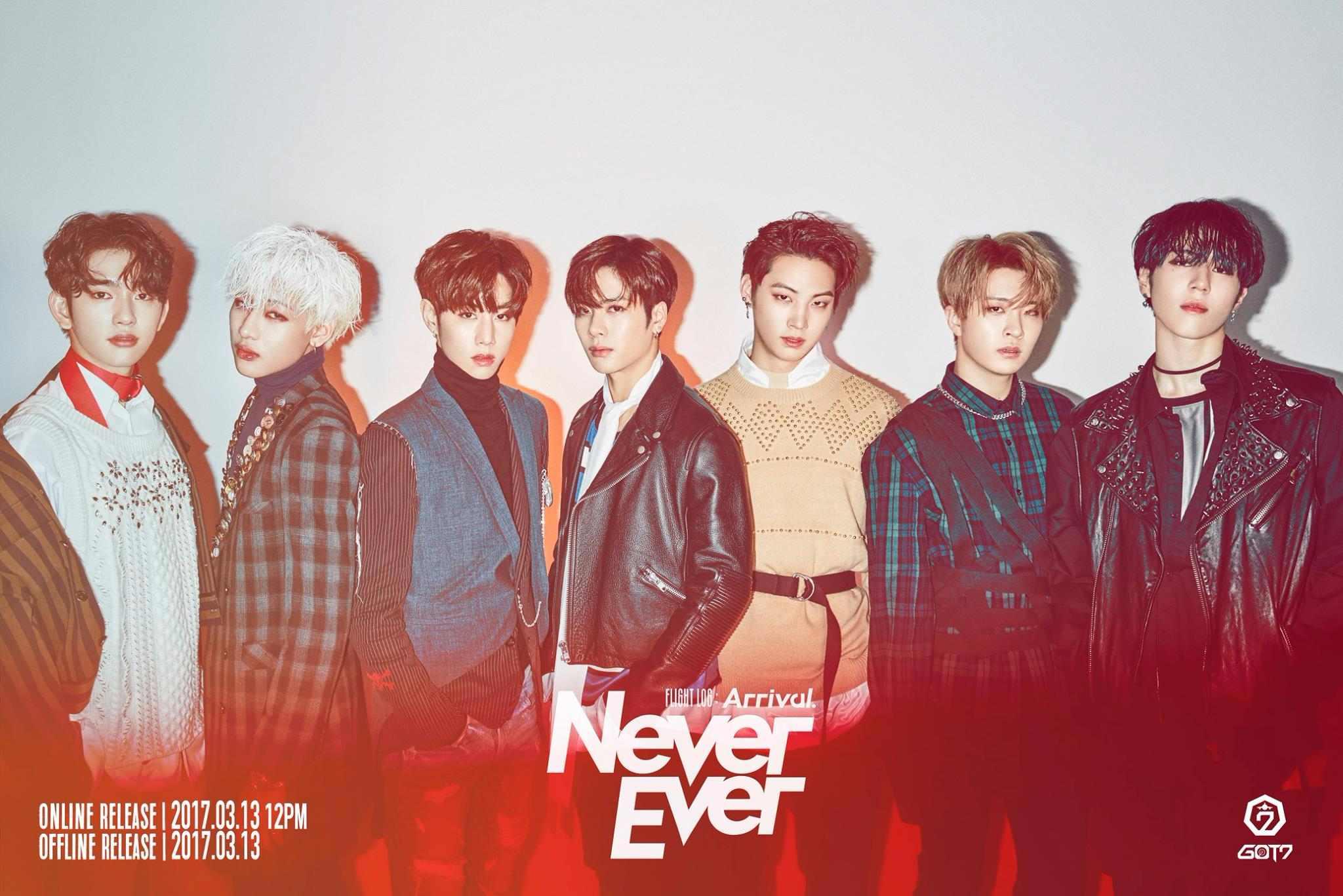 韓國網友認為JYP只是不想再推GOT7而已,尤其是成員Jackson要在中國發專輯的舉動根本是要邁入之前SM家中國成員的後塵等等意見...