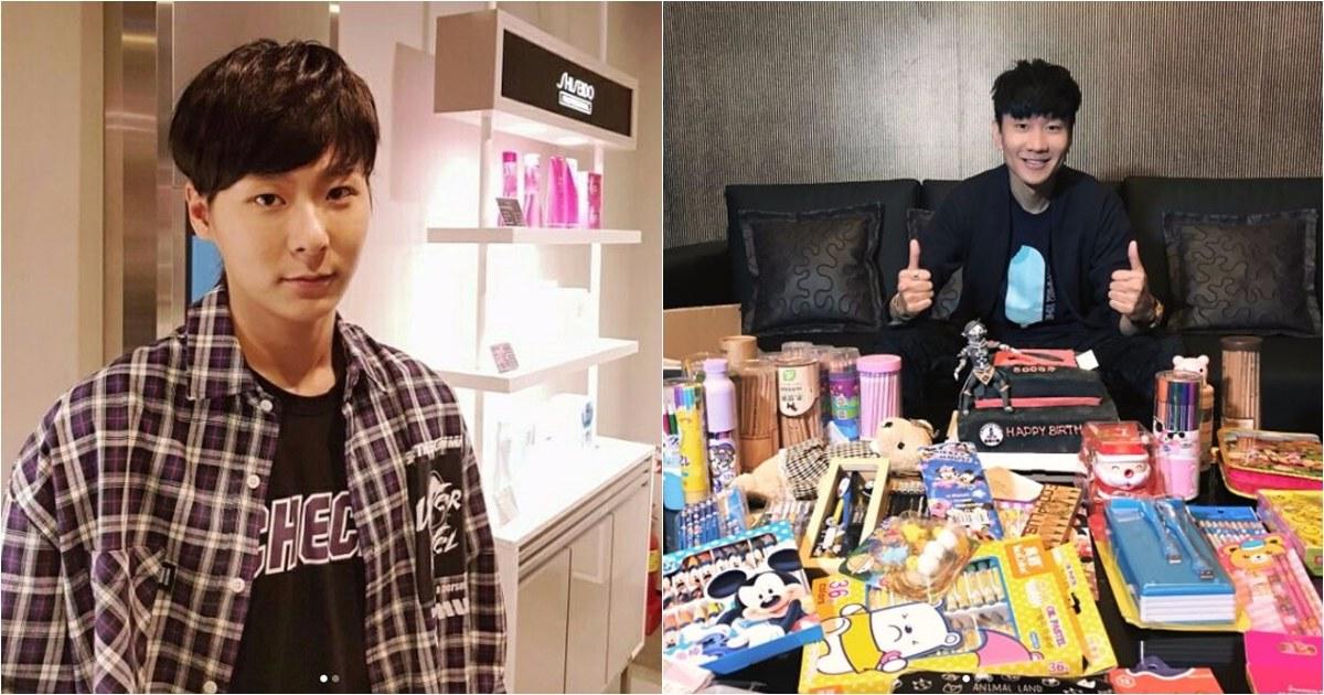 還撞臉台灣耳熟能詳的金曲歌王林俊傑JJ,兩人彷彿兄弟般的髮型和臉型,也讓人一秒有在韓國遇到JJ兄弟的錯覺。