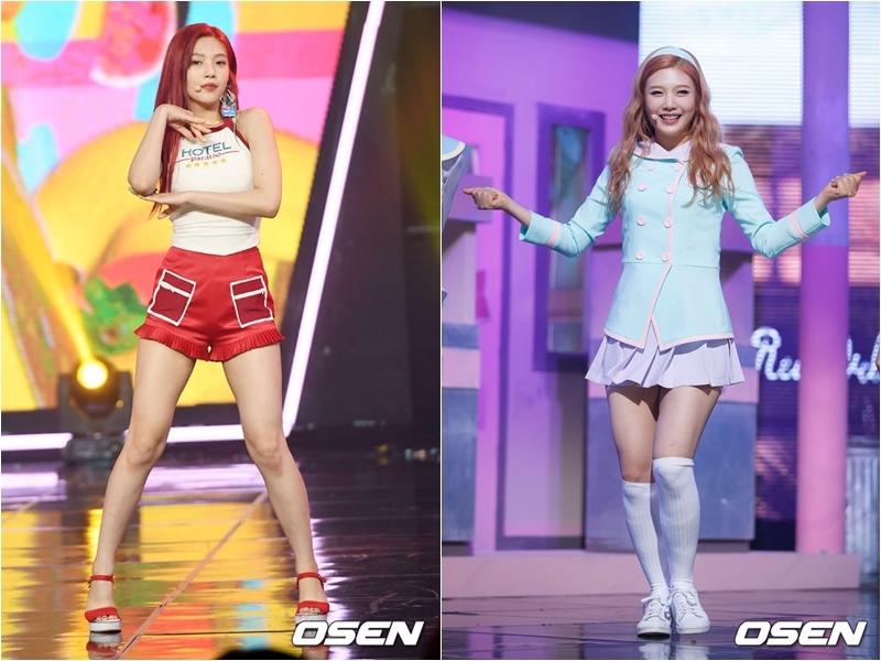 隨著Red Velvet每一次新專輯的發行,都能讓人看到Joy和成員們越來越讓人驚豔的變化。拿出道早期的照片跟現在的照片做對比,是不是更明顯看的出來Joy究竟瘦了多少呢?