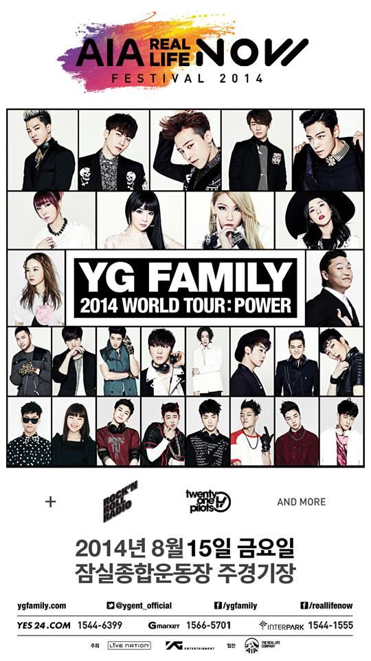 雖然大家說到YG,可能會想到不只長工哥哥(?)BIGBANG一年到頭都是空中飛人,在飛機上的時間可能比在韓國的時間更多,再加上YG家藝人給人外語流利,海外活動頻繁的印象,不少人都覺得YG偶像裡應該和SM、JYP一樣,有不少的外籍成員