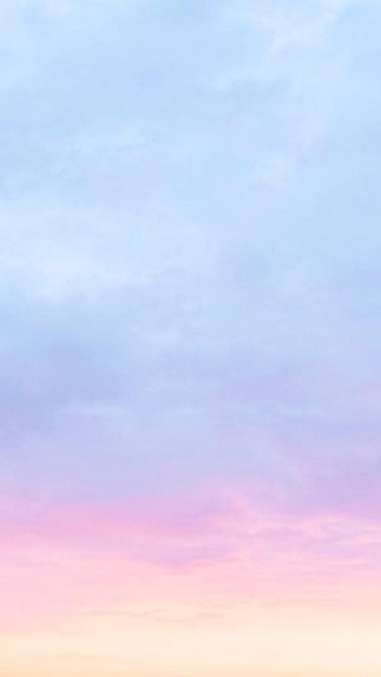又是藍粉色漸層!就說了藍粉色不管怎樣都好美XD