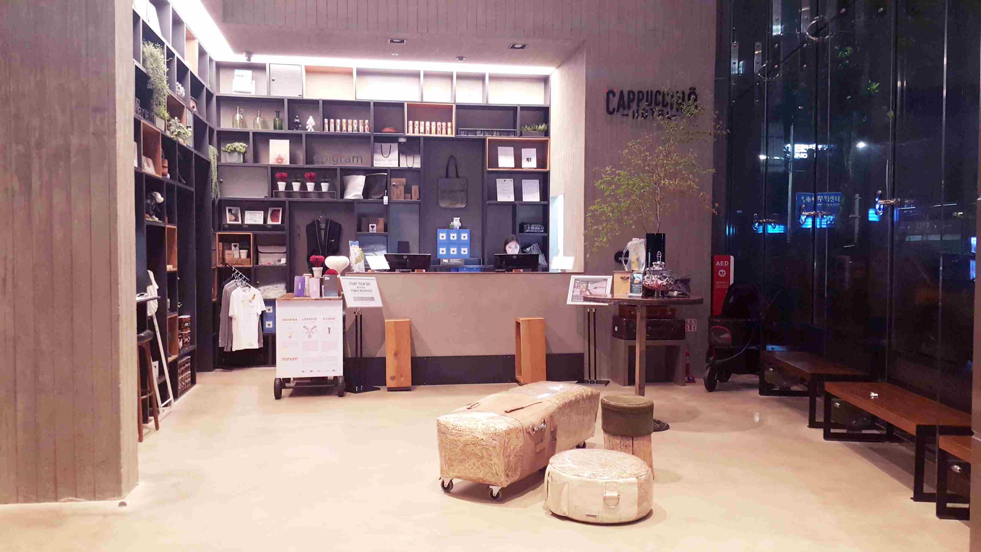 最後為大家附上地址:155 Bongeunsa-ro, Gangnam-gu, Gangnam, Seoul Korea 下次來韓國玩的時候不妨考慮一下打卡酒店Hotel Cappuccino~