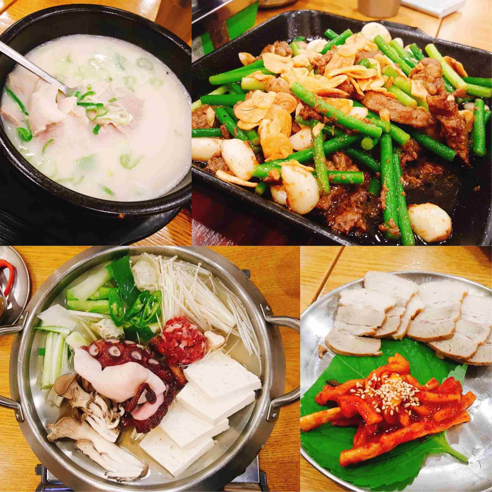 明洞是韓國的觀光聖地,是許多觀光客來韓國旅遊的首選,也形成一些不成比例的物價,如果旅遊預算沒有那麼多的朋友們,不妨可以到忠武路晃晃,找尋新的美食餐廳,這次小編循著韓國網友的介紹找到這家位於忠武路的湯飯店